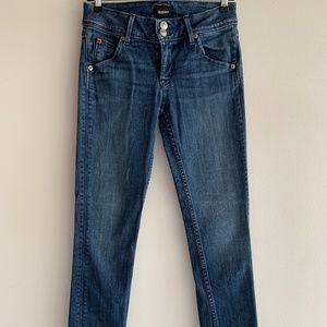 Hudson Skinny Jeans 25
